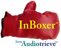 InBoxer by Audiotrieve logo